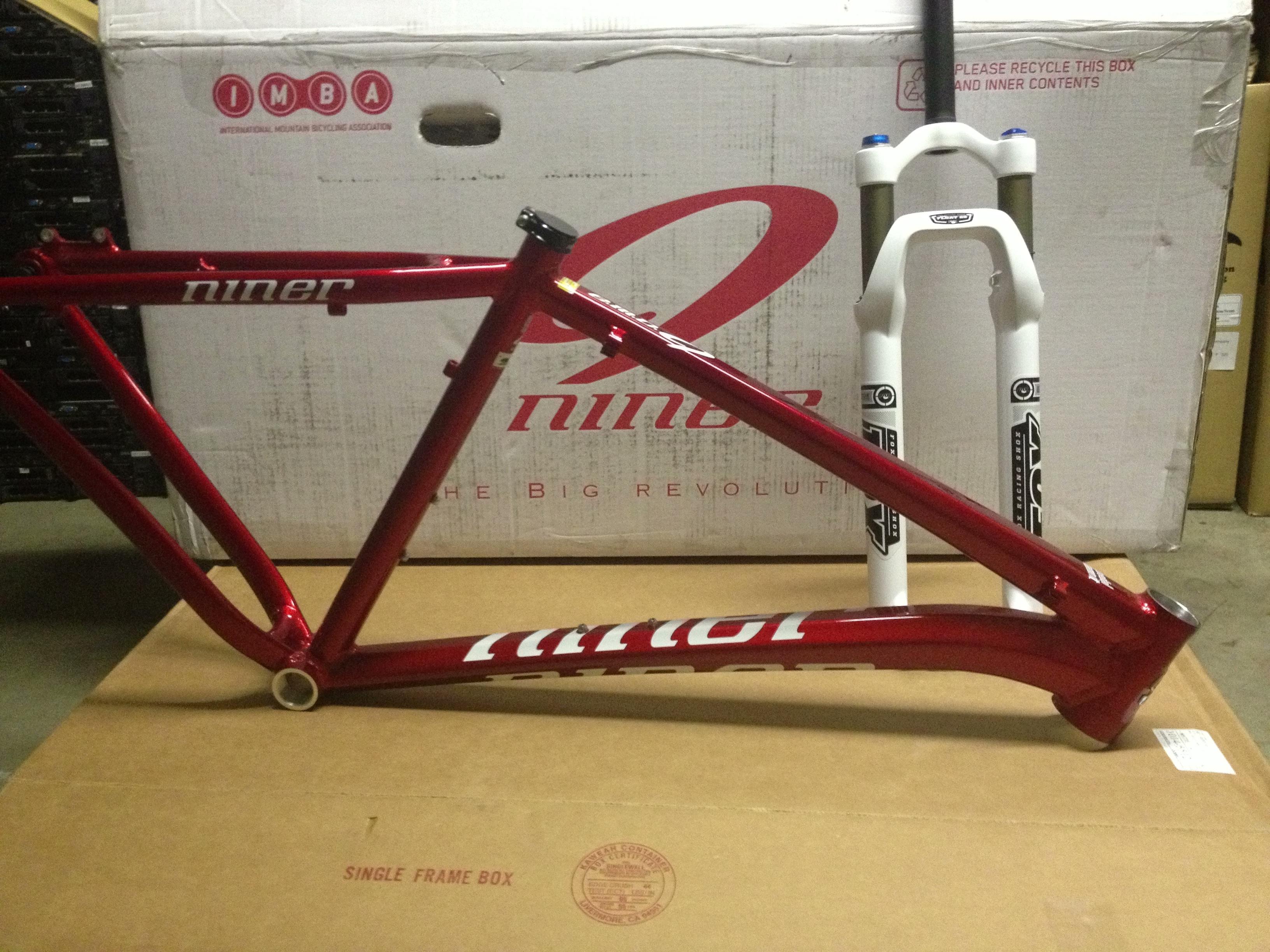 2013 Niner EMD 9 | Aaron Ryan\'s Bikes, Gadgets and Hobbies