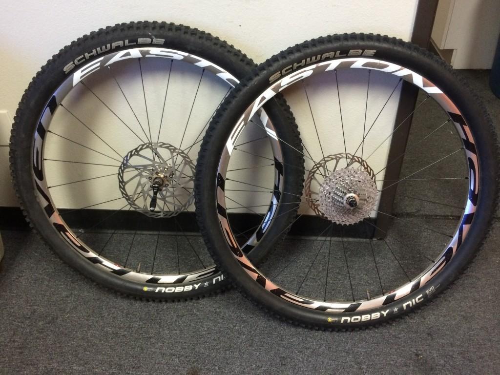 2012 Easton Haven wheels