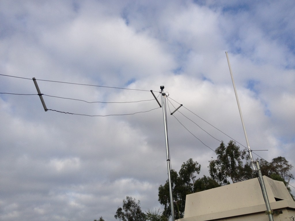 40 20 10m Dipole With Trapped 80m Alpha Delta Dx Cc