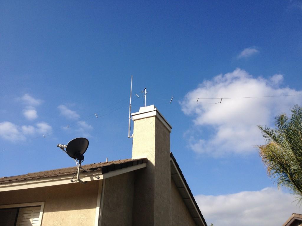 how to make 10m antenna